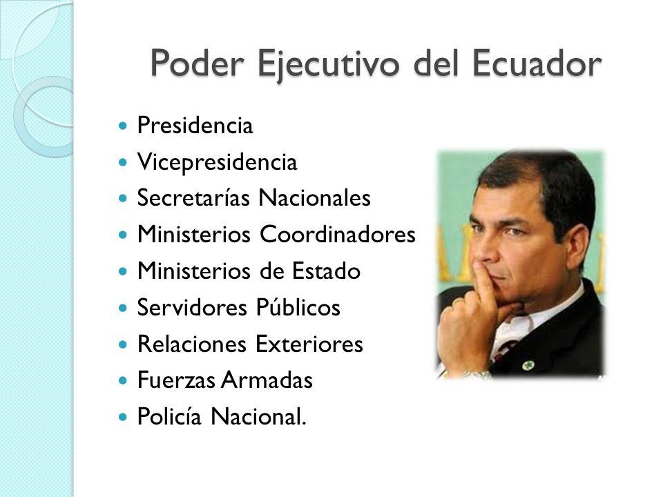 Poder Ejecutivo del Ecuador