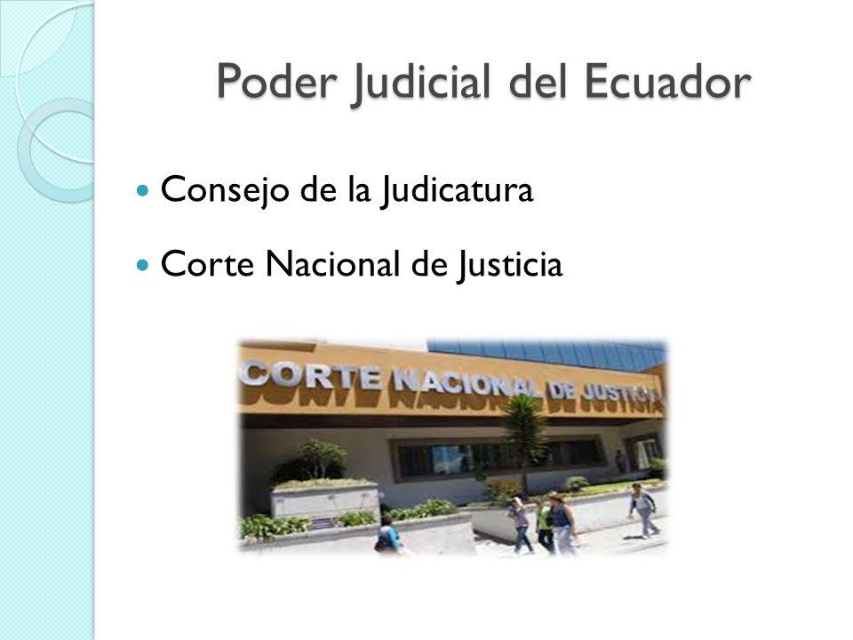 Poder Judicial del Ecuador