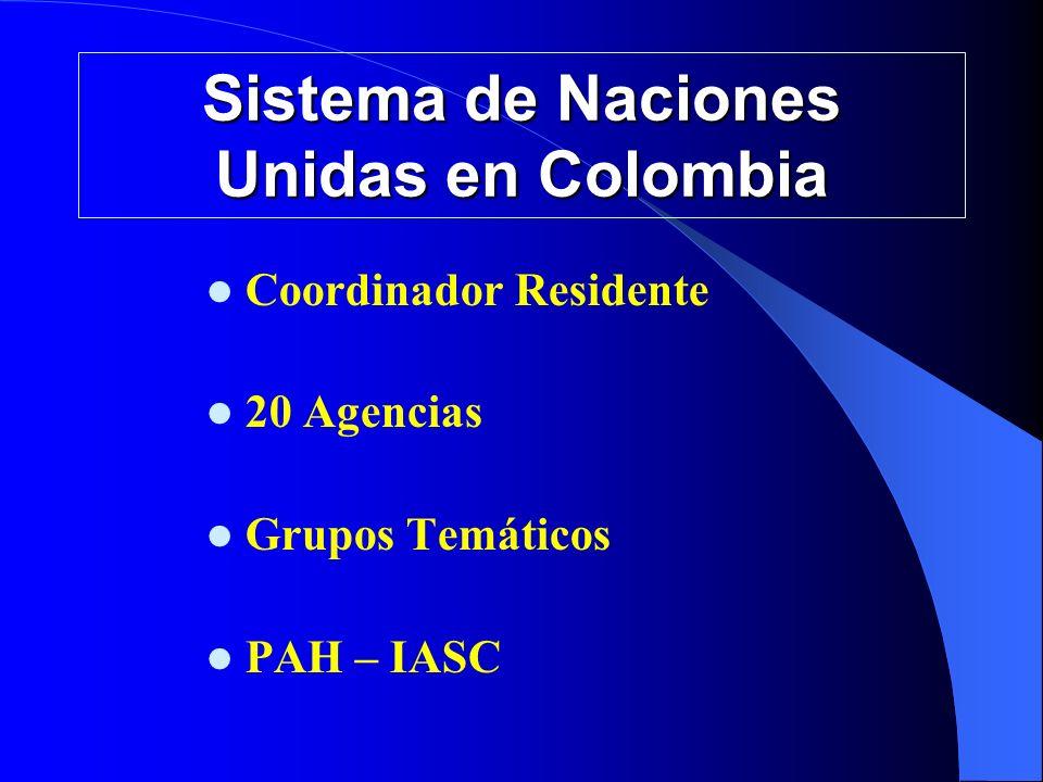 Sistema de Naciones Unidas en Colombia
