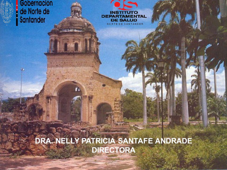 DRA. NELLY PATRICIA SANTAFE ANDRADE