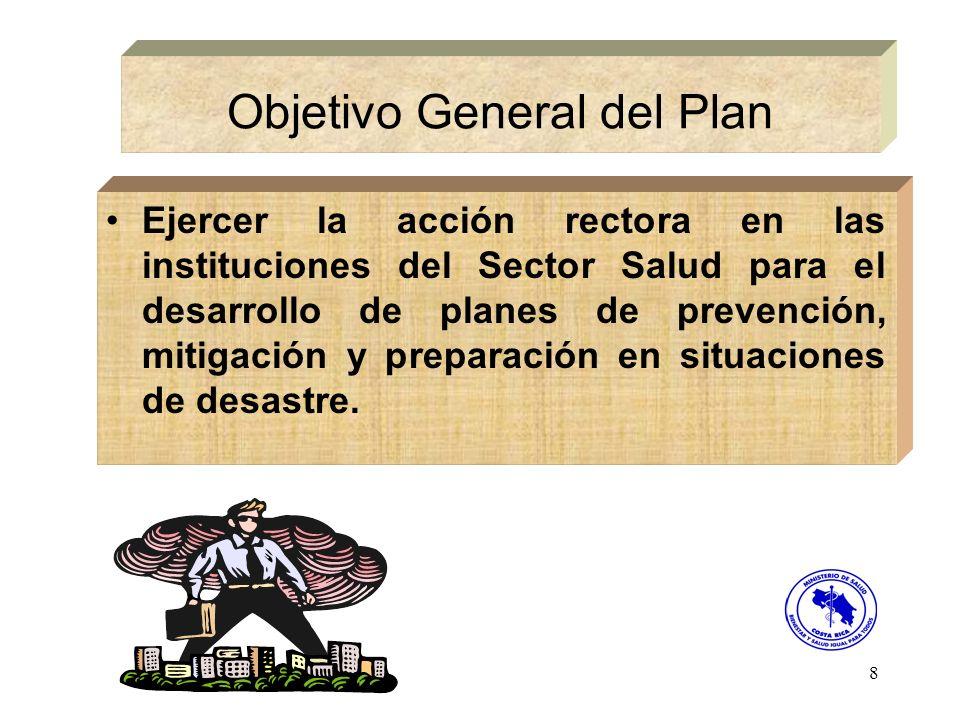 Objetivo General del Plan