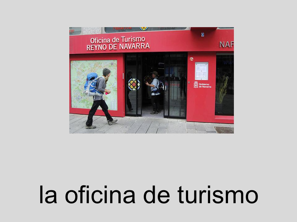 La agencia de viajes ppt descargar for Oficina de turismo benasque