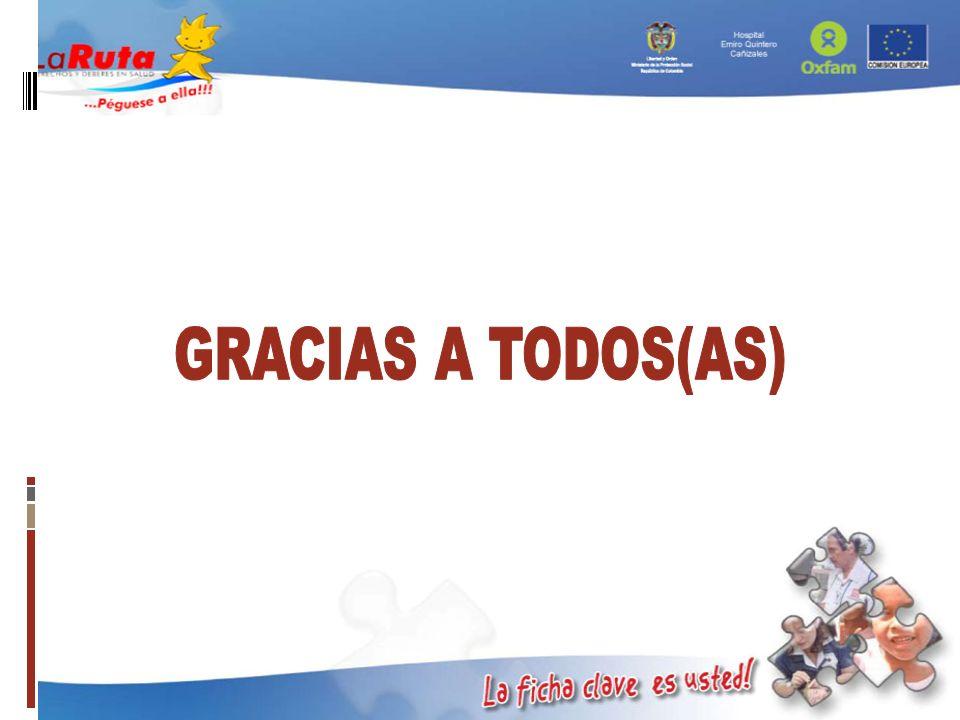 GRACIAS A TODOS(AS)