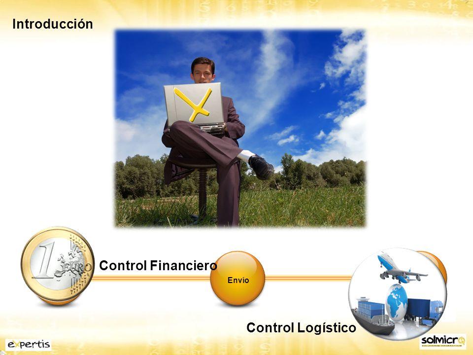 Introducción Control Financiero Pedido Envío Control Logístico Factura