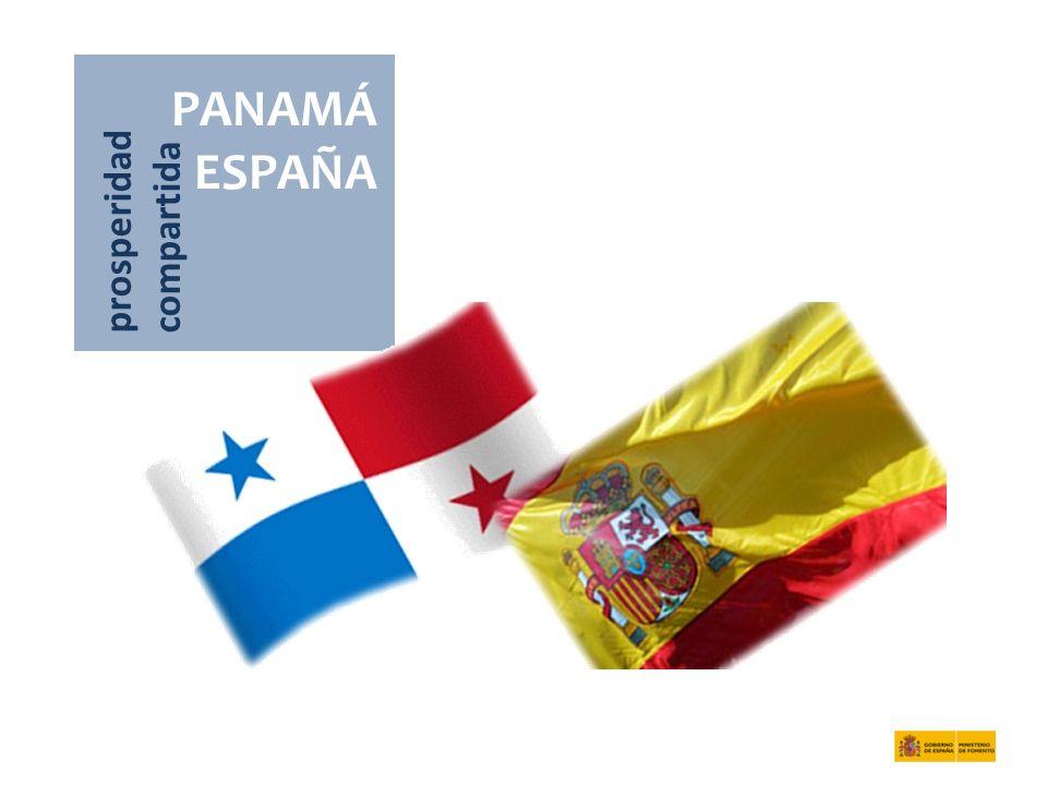 PANAMÁ ESPAÑA prosperidad compartida