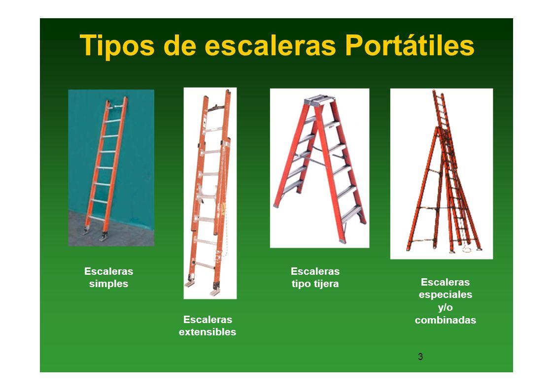 Uso seguro de escaleras port tiles y protecci n contra ca das ppt descargar - Tipo de escaleras ...