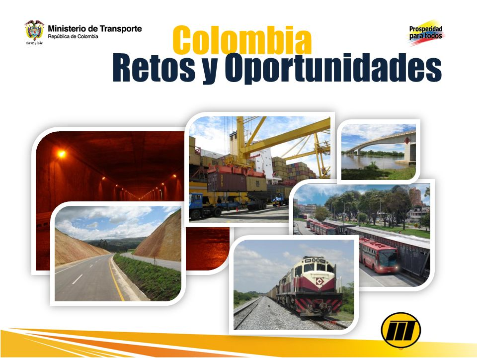 Colombia Retos y Oportunidades