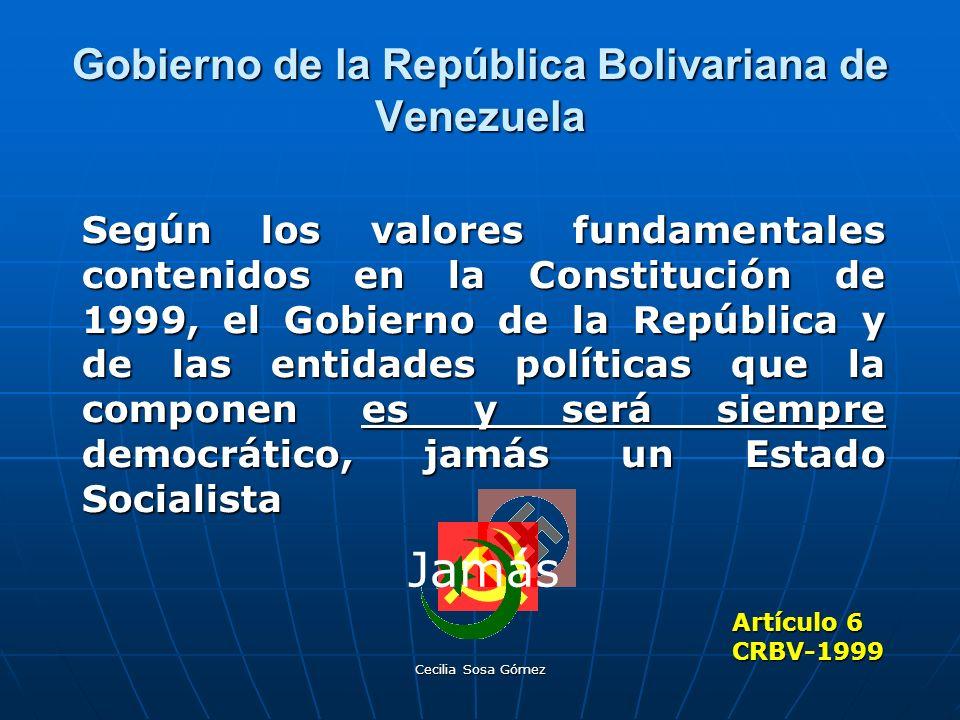 Gobierno de la República Bolivariana de Venezuela