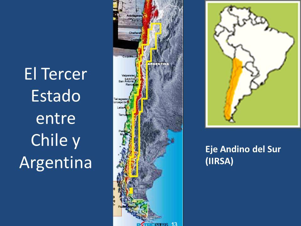 El Tercer Estado entre Chile y Argentina
