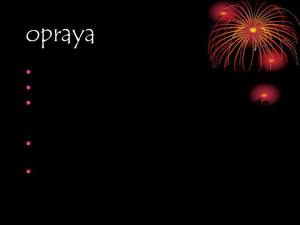 opraya Creación: 24 de Mayo de 1999 Municipio de Mojocoya