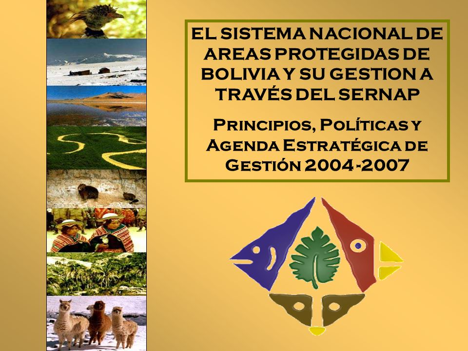 Principios, Políticas y Agenda Estratégica de Gestión 2004 -2007