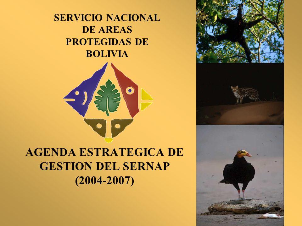 SERVICIO NACIONAL DE AREAS PROTEGIDAS DE BOLIVIA