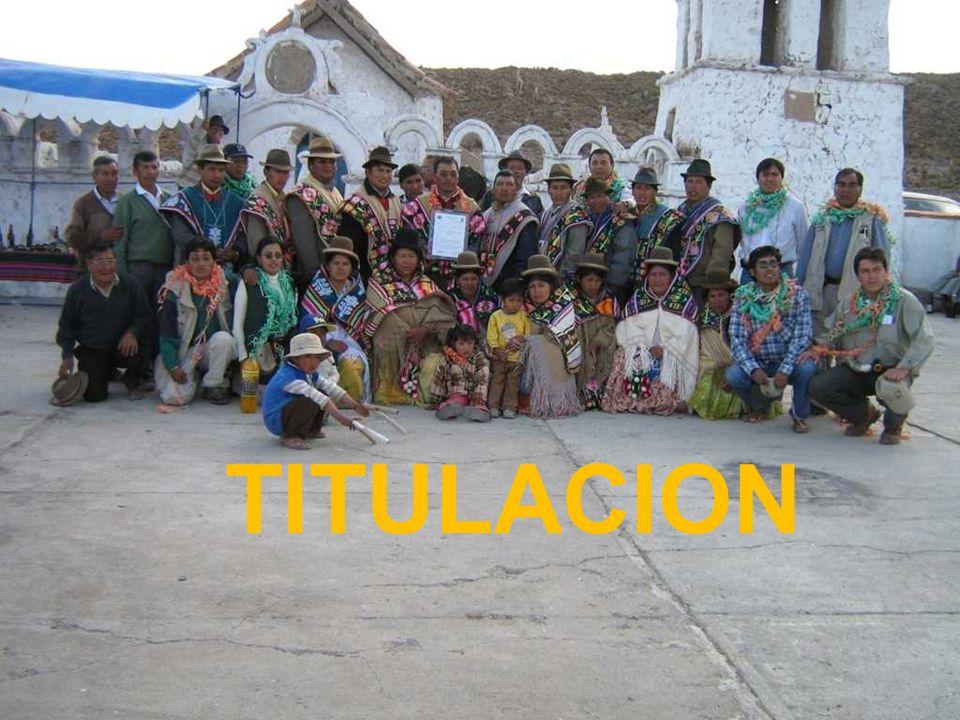 TITULACION