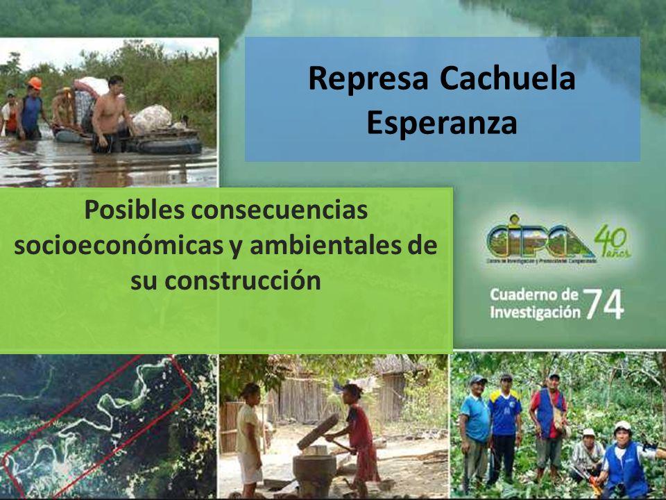 Represa Cachuela Esperanza