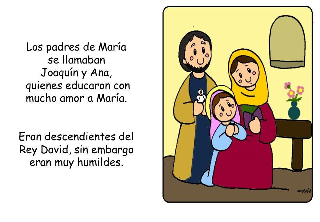 Resultado de imagen de humilde niña maria