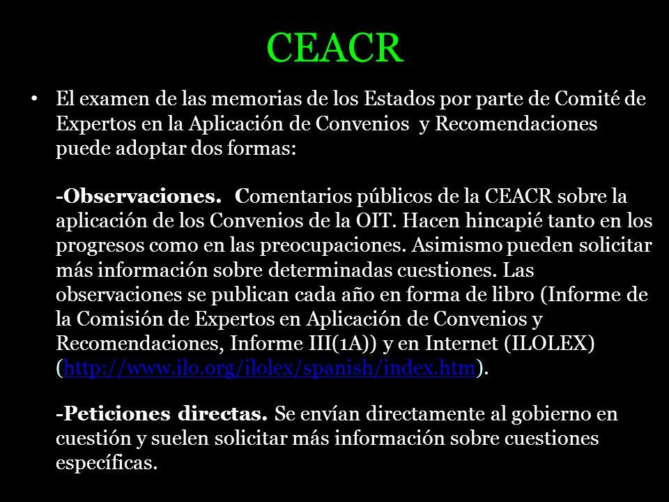 CEACR