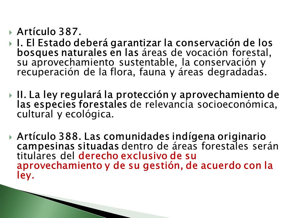 Artículo 387.