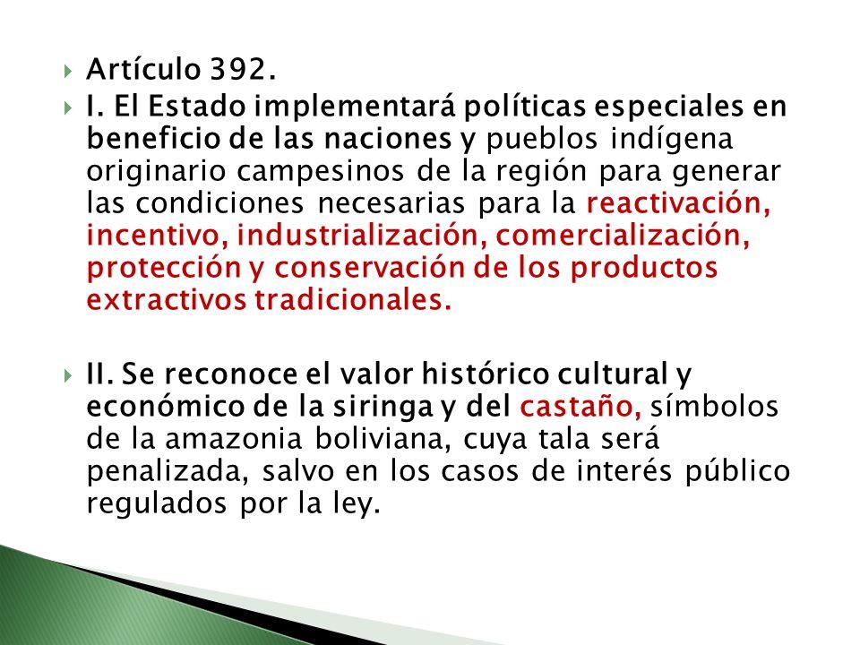 Artículo 392.