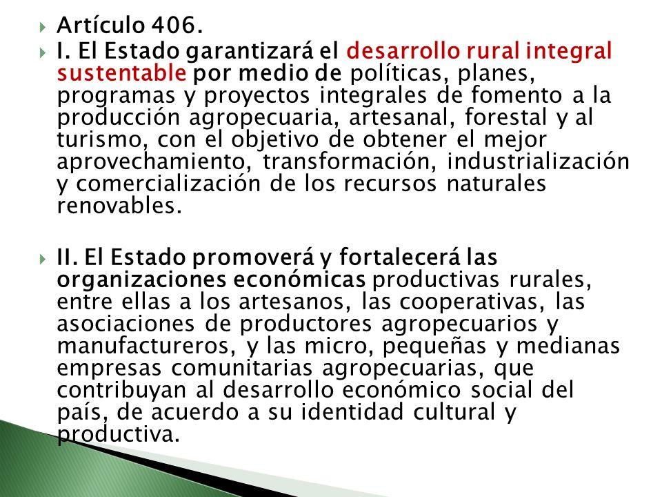 Artículo 406.