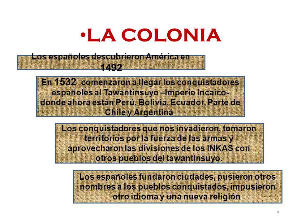 Los españoles descubrieron América en 1492