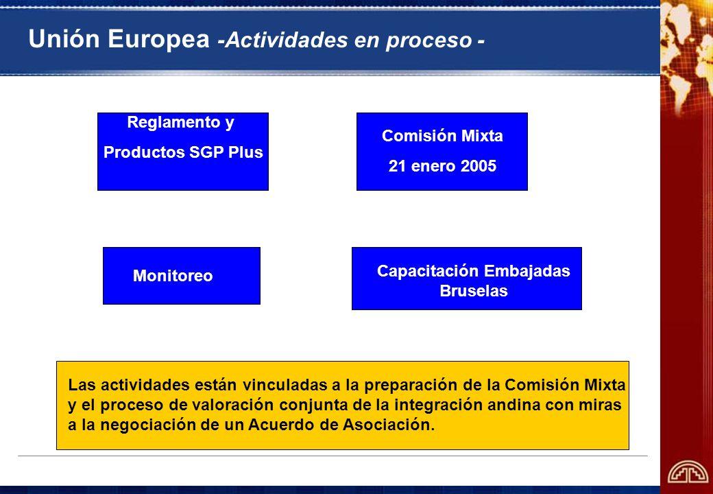 Análisis jurídico Panel SGP- Droga Capacitación Embajadas Bruselas