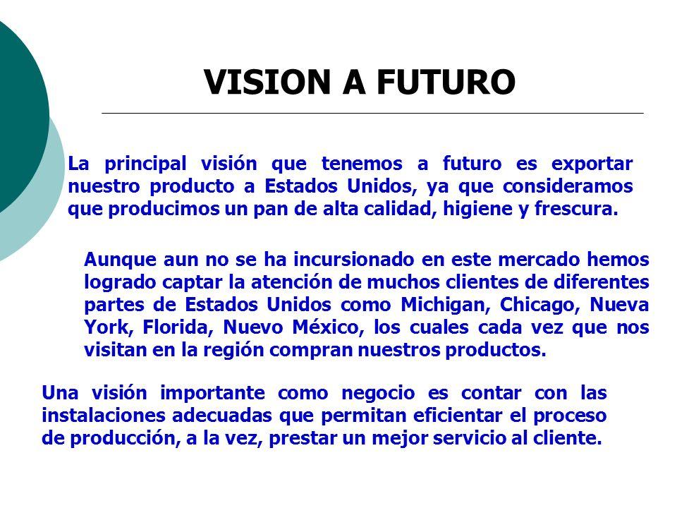 VISION A FUTURO