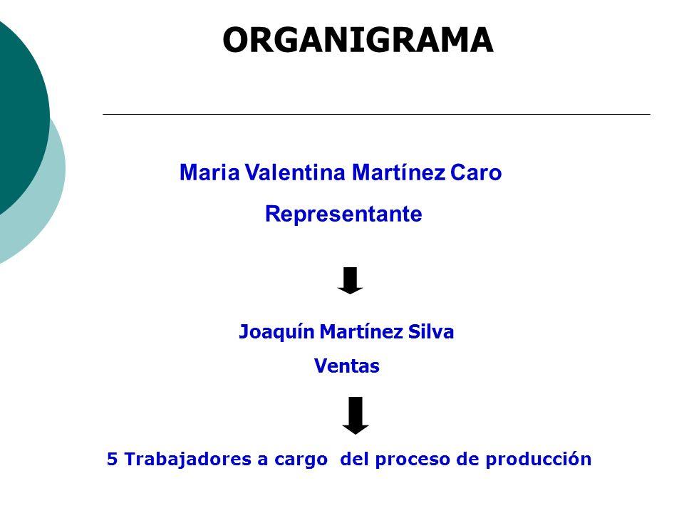 Maria Valentina Martínez Caro Joaquín Martínez Silva