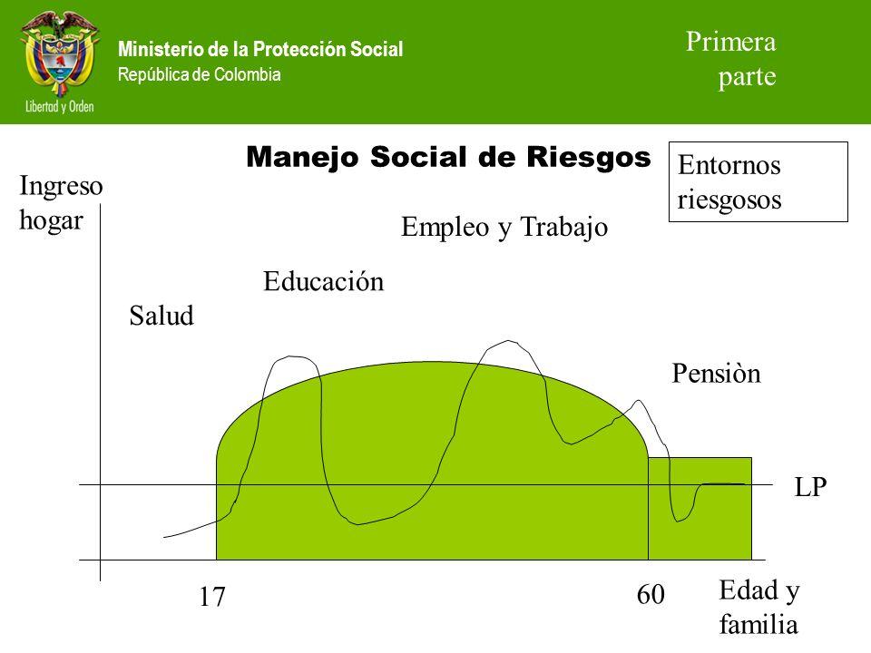Manejo Social de Riesgos