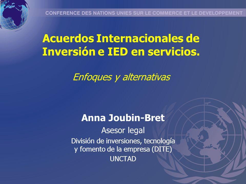 División de inversiones, tecnología y fomento de la empresa (DITE)