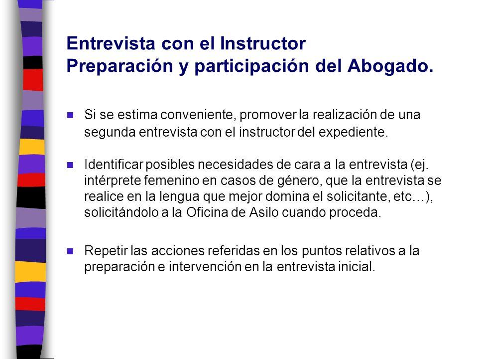 Solicitud de protecci n internacional en espa a procedimiento administrativo control - Oficina de asilo y refugio ...