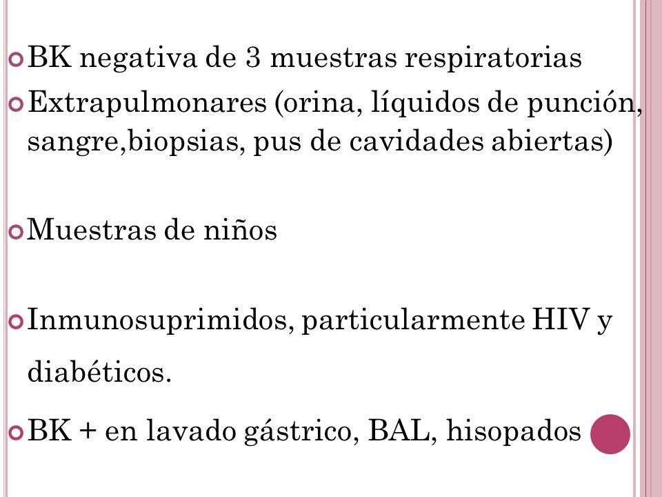 Diagnostico Bacteriológico de la Tuberculosis: - ppt descargar