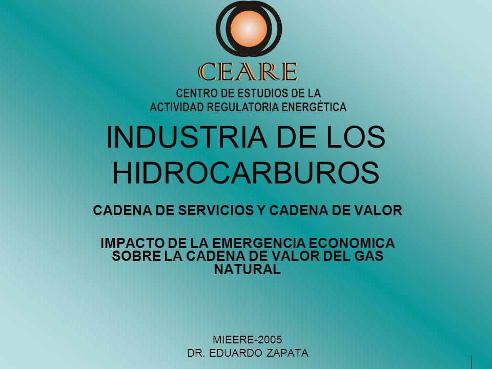 INDUSTRIA DE LOS HIDROCARBUROS