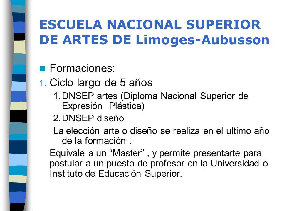 Instituto franco cuyano cicunc centro universitario for Escuela superior de artes