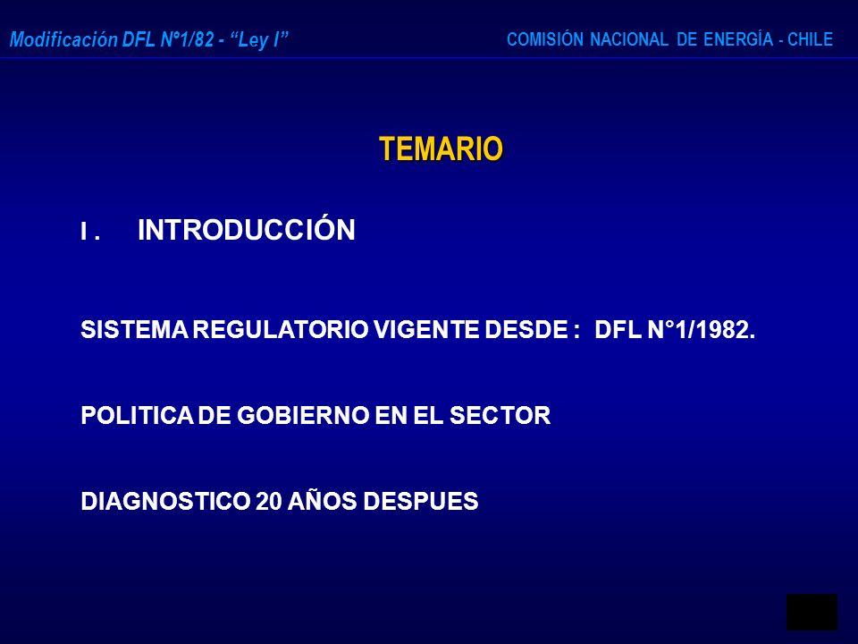 TEMARIO I . INTRODUCCIÓN