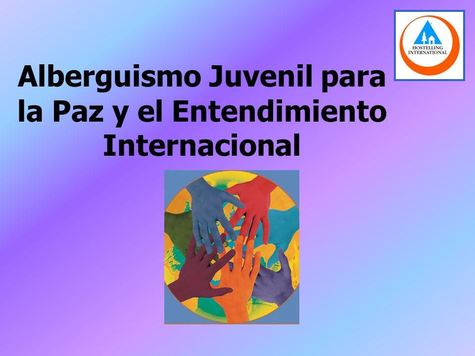 Alberguismo Juvenil para la Paz y el Entendimiento Internacional