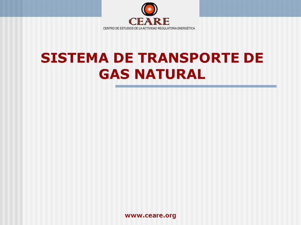 SISTEMA DE TRANSPORTE DE GAS NATURAL