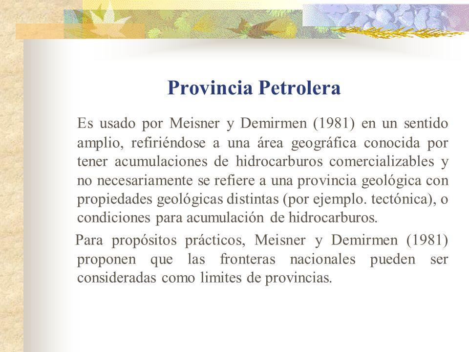 Provincia Petrolera