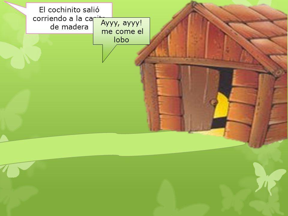 Campos formativos lenguaje y comunicaci n ppt descargar - La casita de madera ...