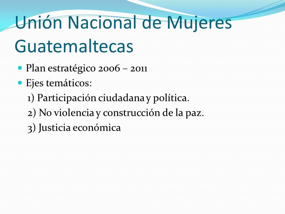 Unión Nacional de Mujeres Guatemaltecas