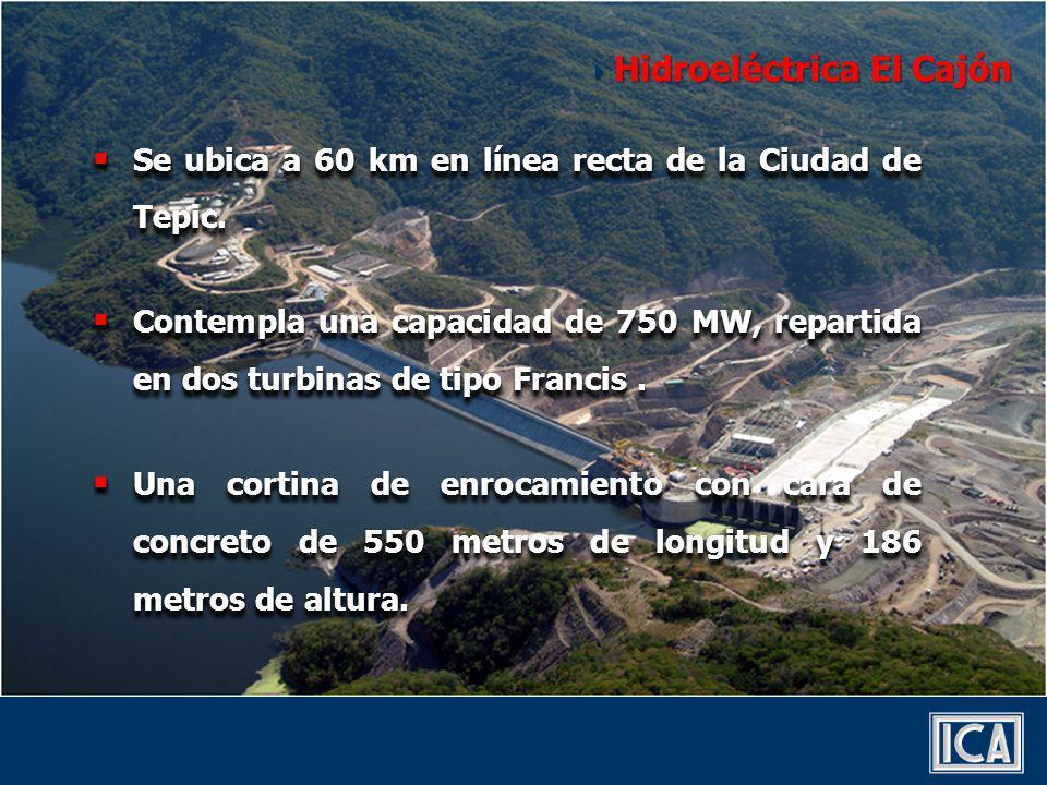 Hidroeléctrica El Cajón