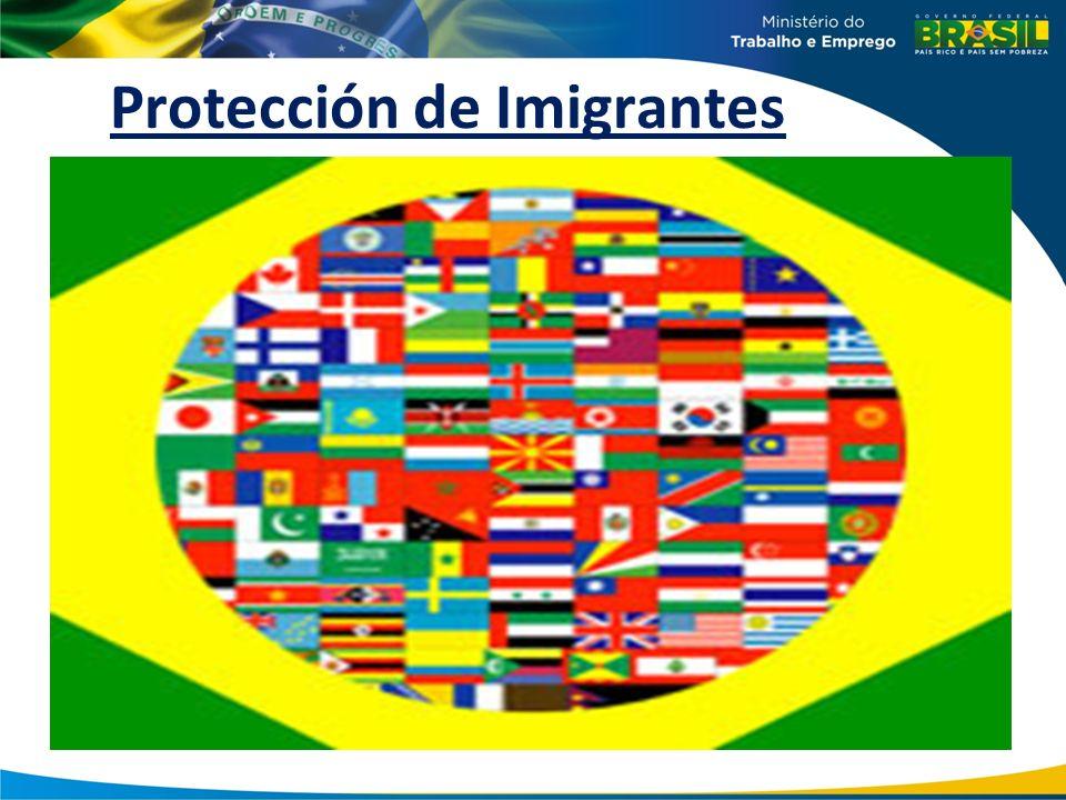 Protección de Imigrantes