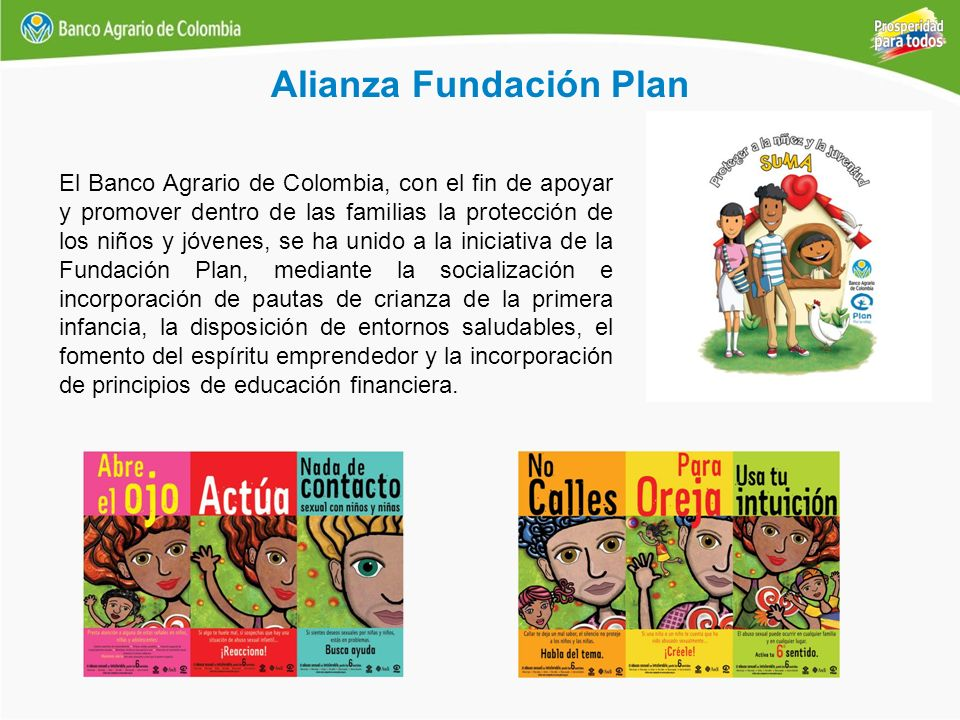 Alianza Fundación Plan