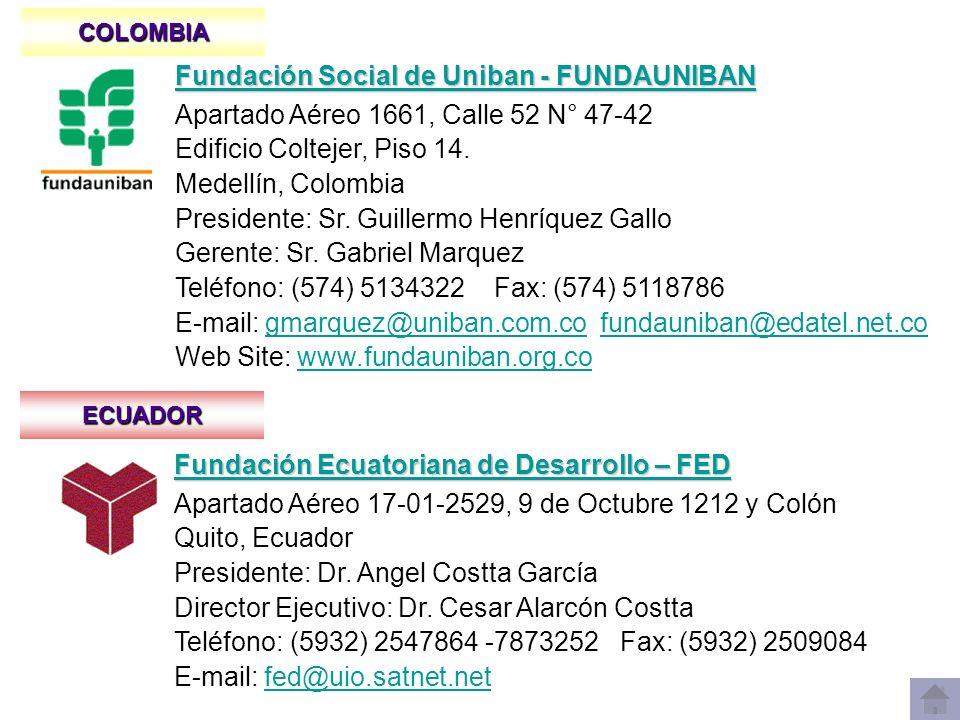Fundación Social de Uniban - FUNDAUNIBAN