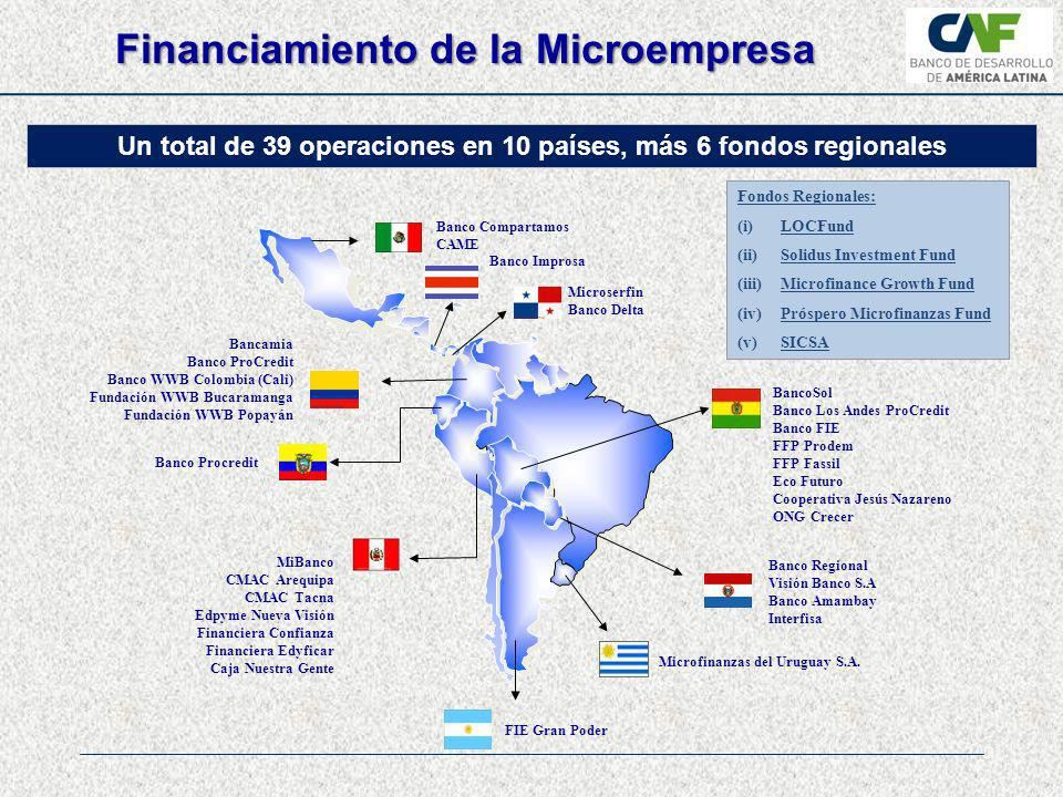 Financiamiento de la Microempresa