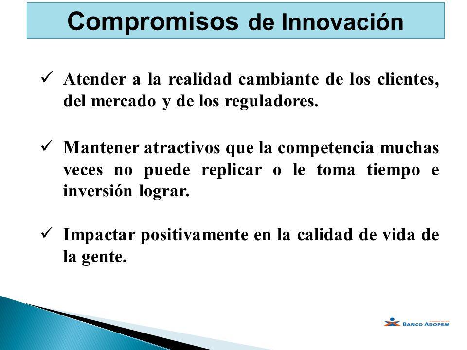 Compromisos de Innovación