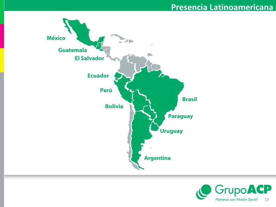 Presencia Latinoamericana