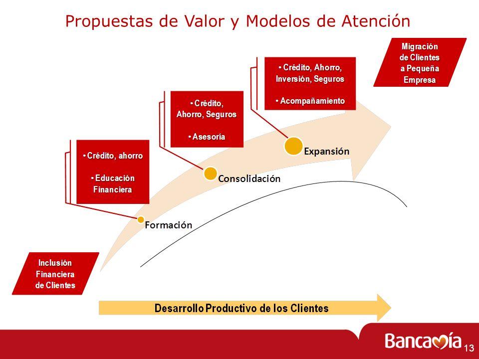 Propuestas de Valor y Modelos de Atención