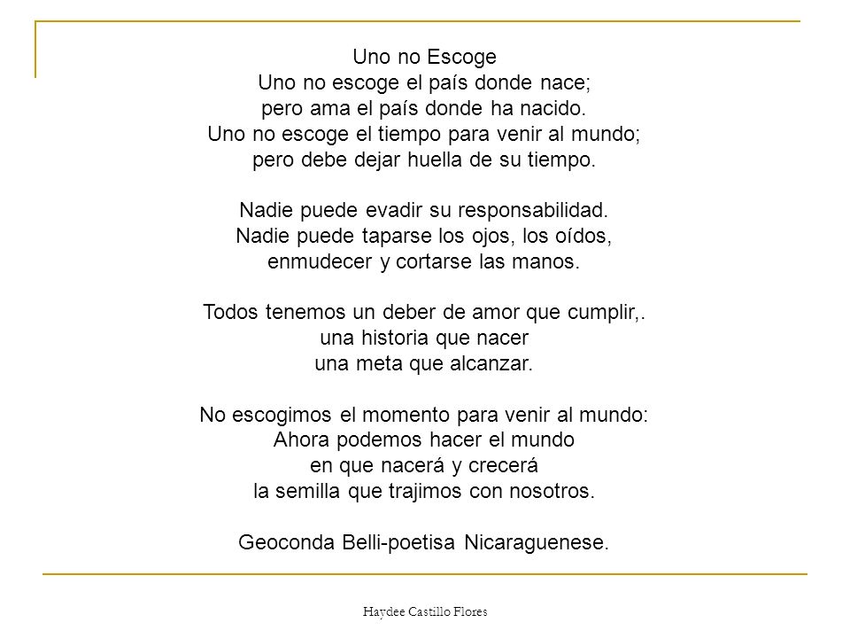 Geoconda Belli-poetisa Nicaraguenese.