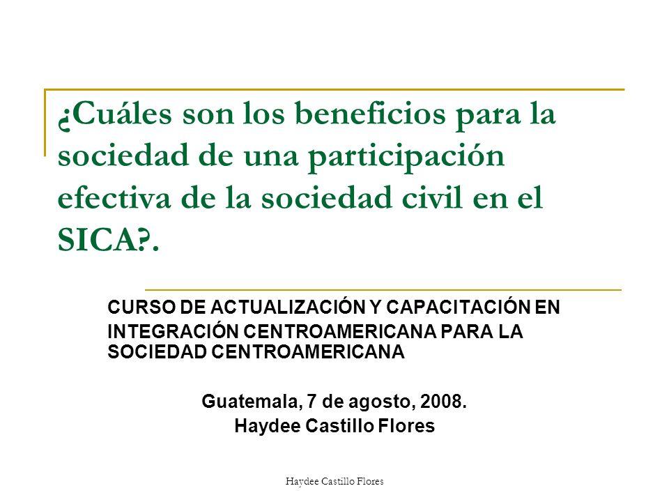 Haydee Castillo Flores