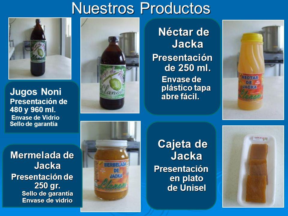 Nuestros Productos Jugos Noni Presentación de 480 y 960 ml.